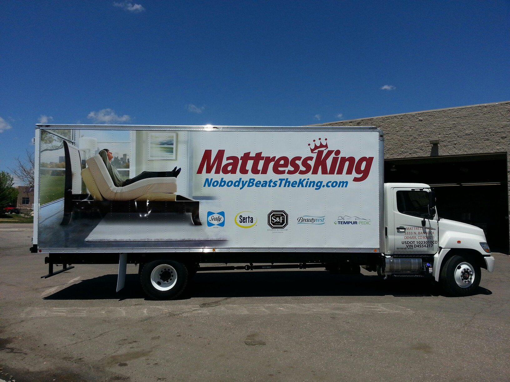 qis p truck mattress explorer innerspring navigator rv the store parklane